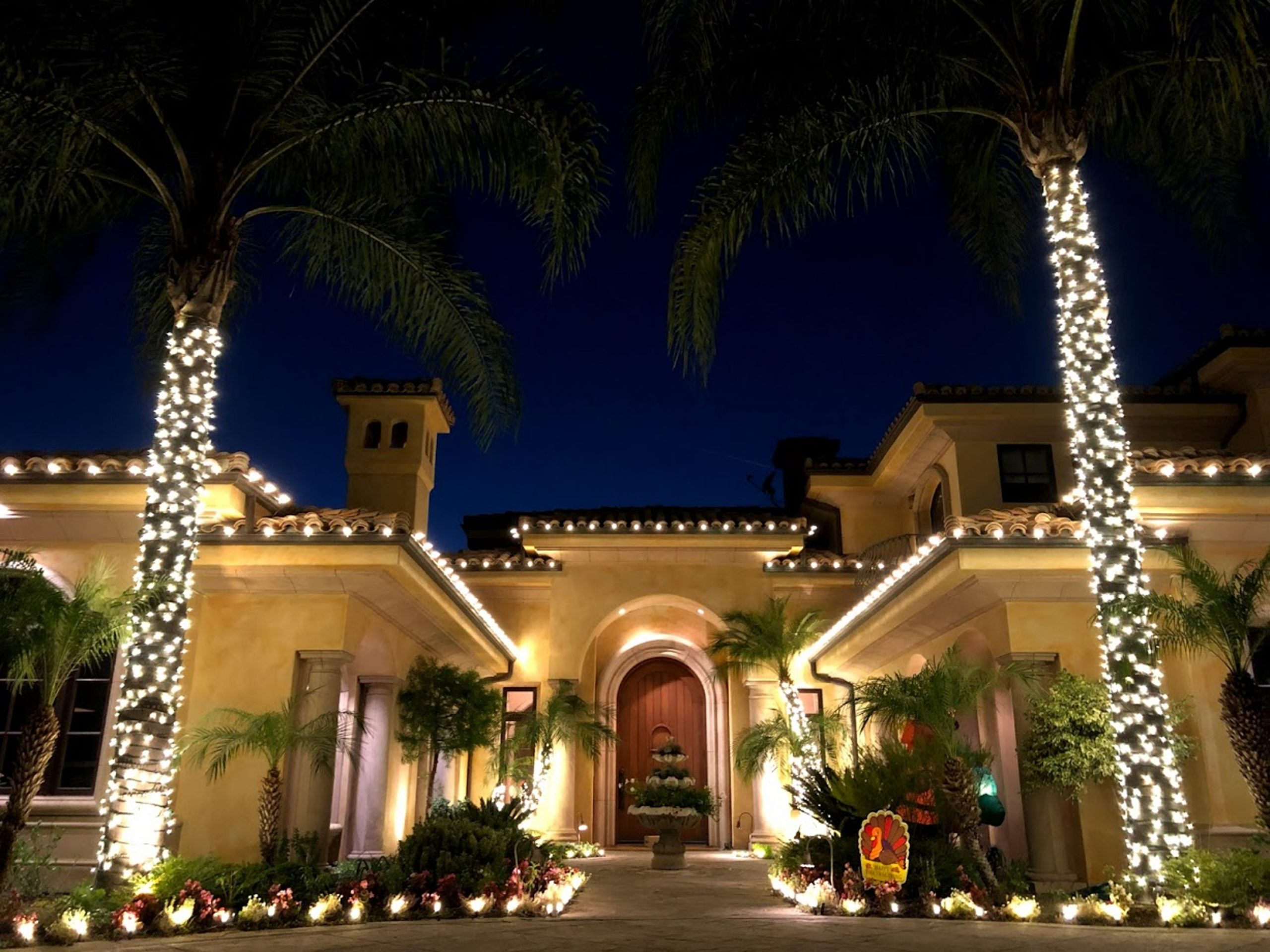 Holiday Lighting Hidden Hills